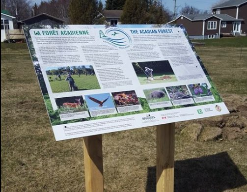 Interpretation Panels for Biodiversity