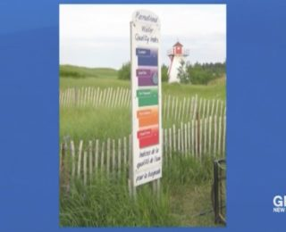 Beach goers want Parlee Beach to modify signs to better indicate water quality